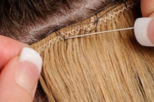 vixonsalon.com-hair-extension-Flat-track-beaded-weft